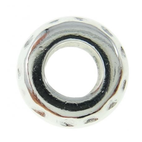 Rondelle de Plata 8,7x4,5mm.