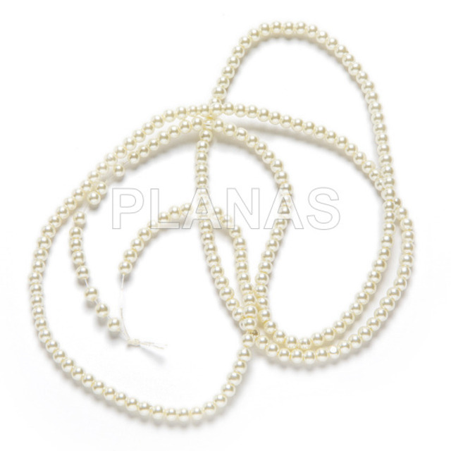 50 1 perlas sinteticas