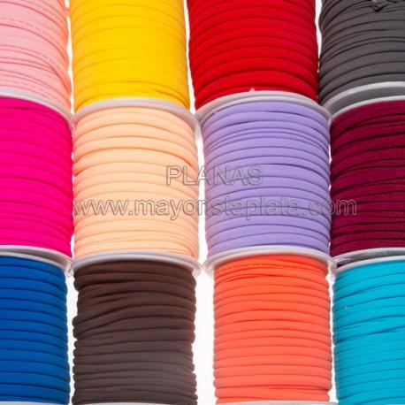 Cordón elastico 5x3mm.