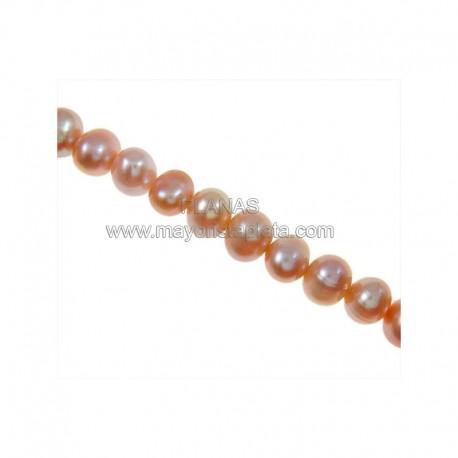 Perlas Cultivadas 5mm.