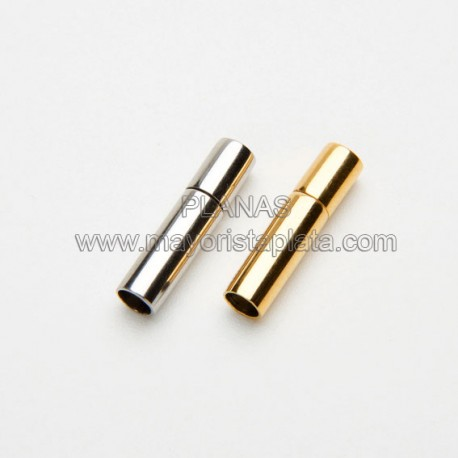 Cierre de Acero  3mm.