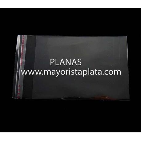 OPP Bolsas de Plastico 8x14mm.