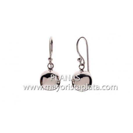 Lisa silver earring