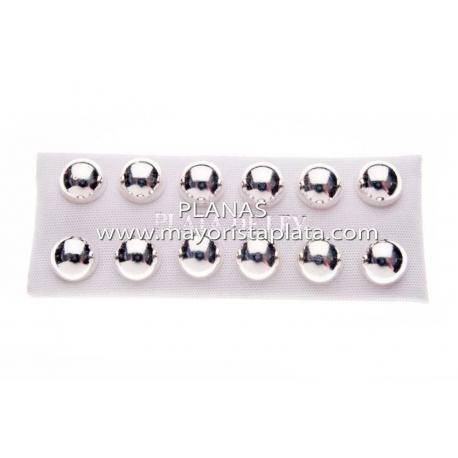 Pendiente Plata Pack de 6 pares