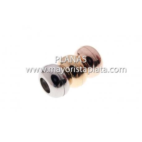 Cierre magnetico de Acero   6mm