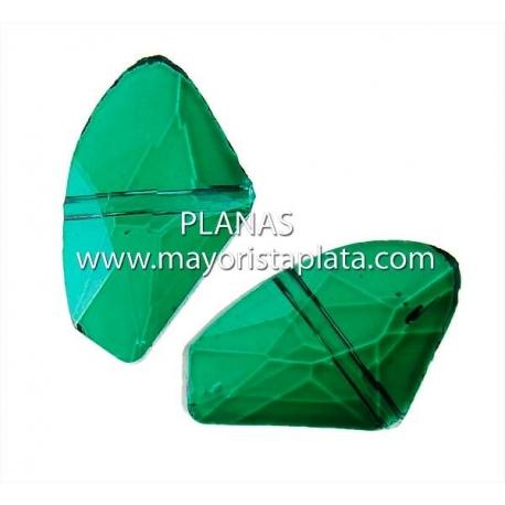 Abalorio de Cristal 20x12x5mm