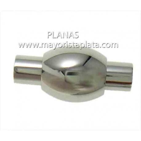 Cierres de acero magnético 4mm