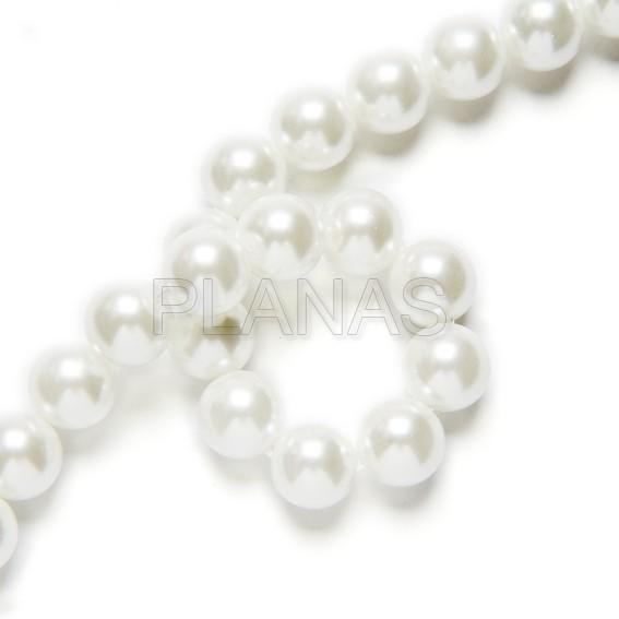 Glass pearl 3mm