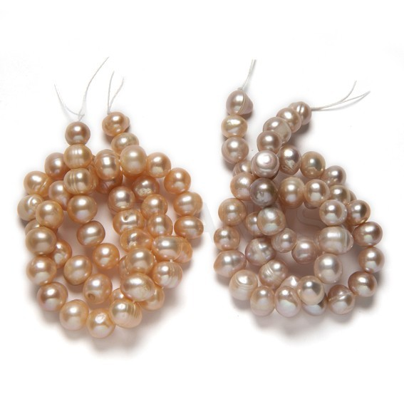Cultured pearls 4-4,5mm