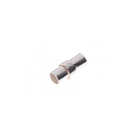 Cierre Magnetico de Plata 14,7x6mm