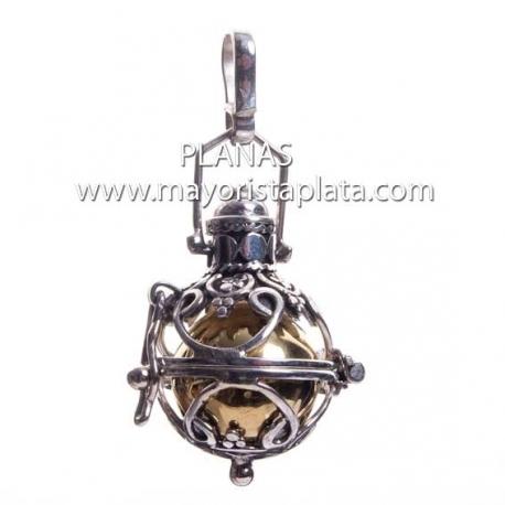 Llamador de Angel de Plata