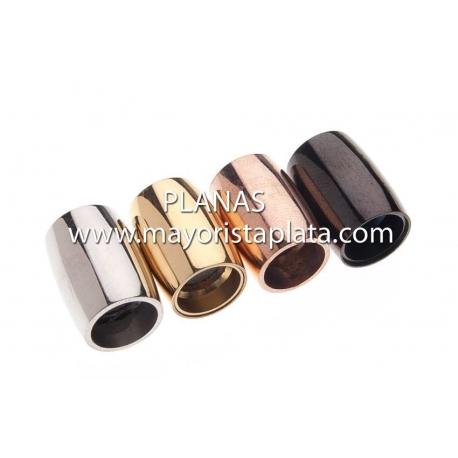 Cierres de acero magnético 5mm.