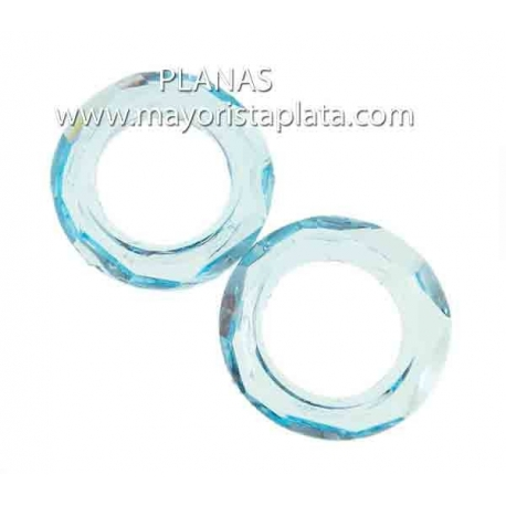 Cristal Donut 20x5mm.
