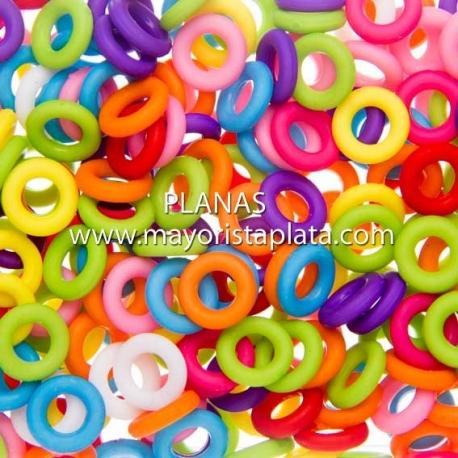 Arandelas de Plastico
