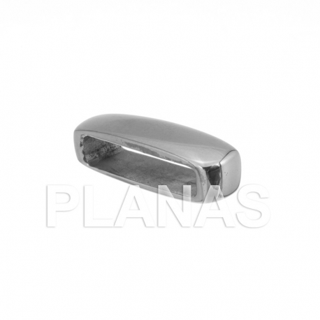Fornitura de Plata 17x5mm.