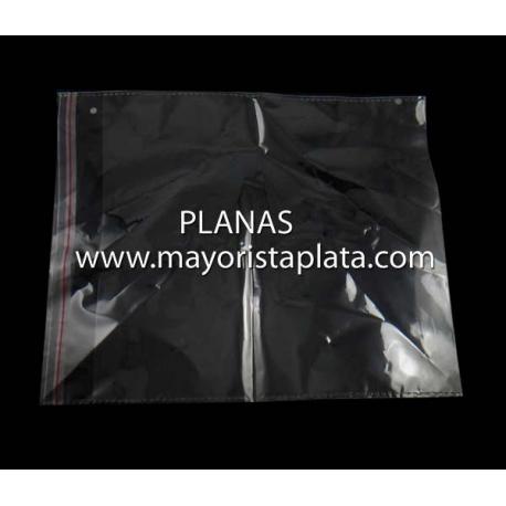 OPP Bolsas de Plastico 14x20mm.