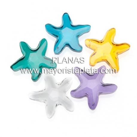 Colgante Cristal Estrella.