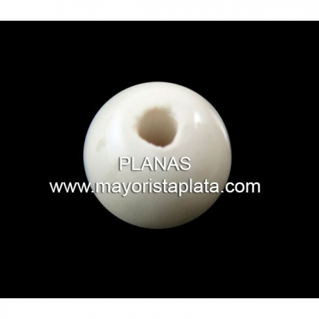 Cuentas de Porcelana 11mm