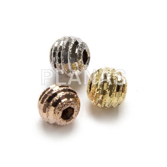 Silver balls 6mm diamond products.