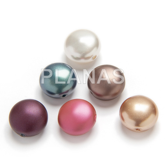 Swarovski pearls 6mm