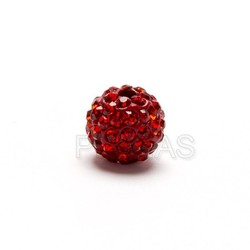 Crystal beads 8mm
