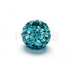 Crystal beads 10mm