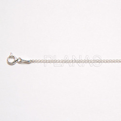 Rolo chain sterling silver, 2.3mm.