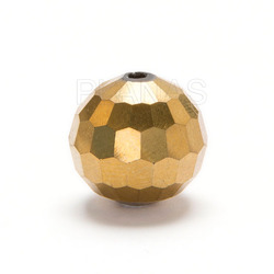 Glass bead 16mm.