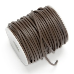 30 meter coil in 3mm rubber.
