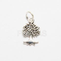 Mini sterling silver pendants