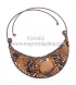 Fantasia handmade necklace