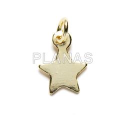 Mini pendant in sterling silver