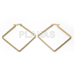 316 stainless steel earrings