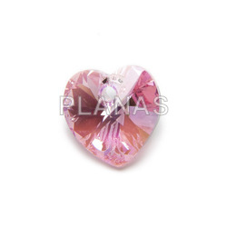Swarovski heart 14,4x14mm.