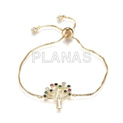 Stainless steel bracelets.