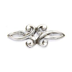 Sterling silver interpiece