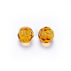 Swarovski crystal ball. 5mm.