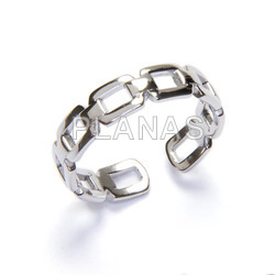 Ring in sterling silver.